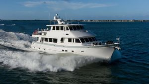Used Outer Reef Yachts 860 DBMY- Sky Lounge Motor Yacht For Sale