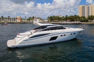 Used Princess V62 Express Cruiser Boat For Sale