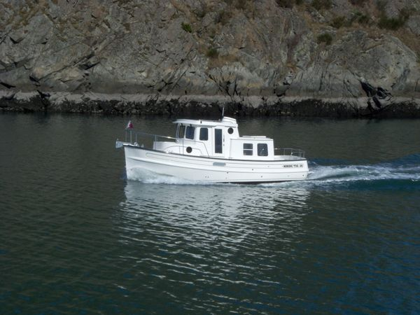 New Nordic Tugs 26 Trawler Boat For Sale