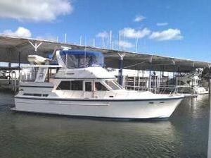 Used Jefferson 42 Sundeck Motor Yacht For Sale
