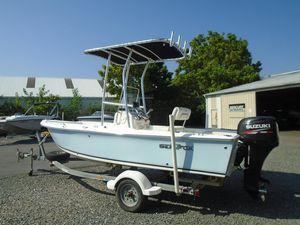 Used Sea Fox 172 Center Console Center Console Fishing Boat For Sale