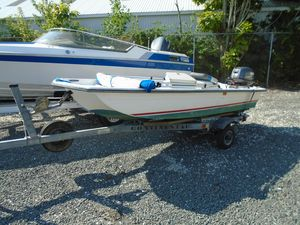 Used Riviera 12 SKIFF Boat For Sale