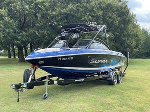 Used Supra 24 SSV GRAVITY Ski and Wakeboard Boat For Sale