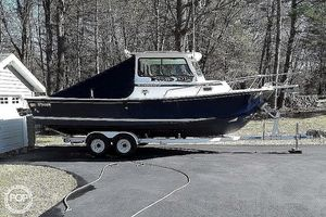 Used Steiger Craft Chesapeake 26 Pilothouse Boat For Sale