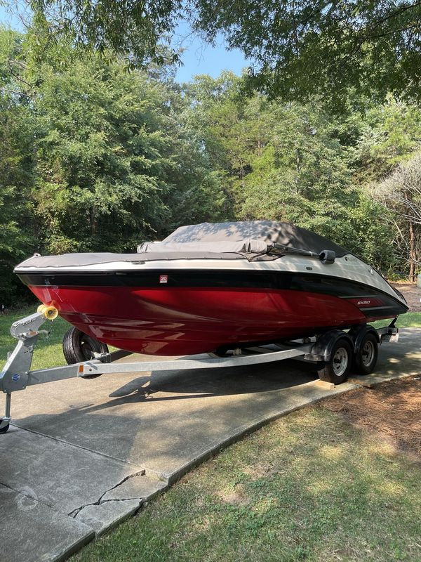 Used Yamaha Boats SX 210 High Performance Boat For Sale