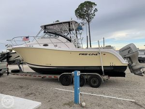 Used Pro-Line 28 Express Walkaround Fishing Boat For Sale
