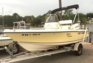 Used Key West 1760 CC Center Console Fishing Boat For Sale