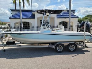 Used Triton 220 LTS Center Console Fishing Boat For Sale