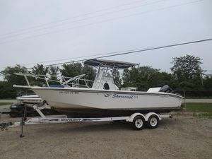 Used Edgewater 247CC Center Console Fishing Boat For Sale