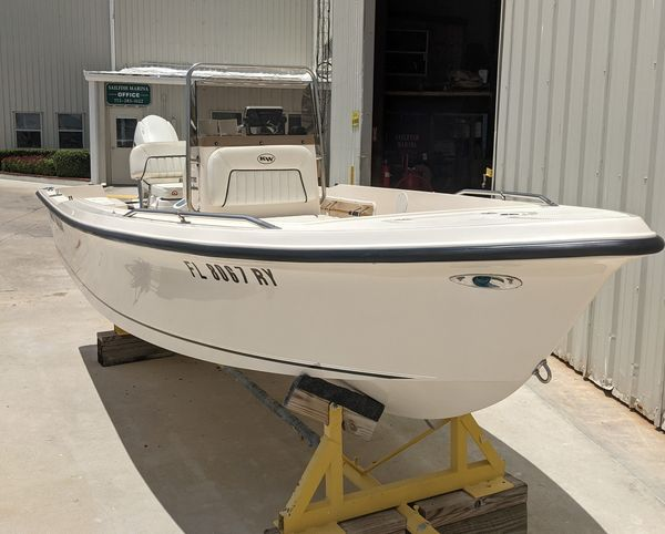 Used Key West Sportsman Center Console Fishing Boat For Sale