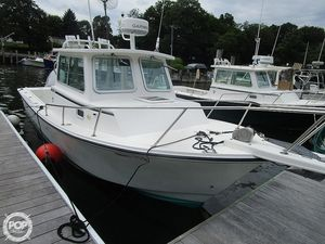 Used Steiger Craft 255DV Miami Pilothouse Boat For Sale