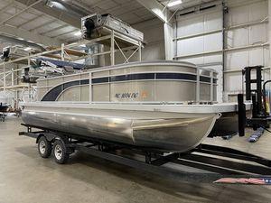 Used Bennington 21SXRX Pontoon Boat For Sale