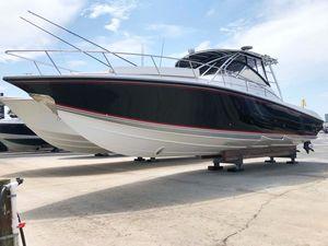 Used Fountain Sport Fish Cruiser Cuddy Cabin Boat For Sale