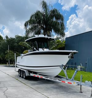 Used Blackfin 272 CC Center Console Fishing Boat For Sale