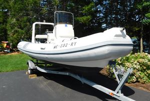 Used North Atlantic Inflatables 17 Rib Inflatable Boat For Sale