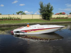 Used Baja 30 Outlaw SST High Performance Boat For Sale
