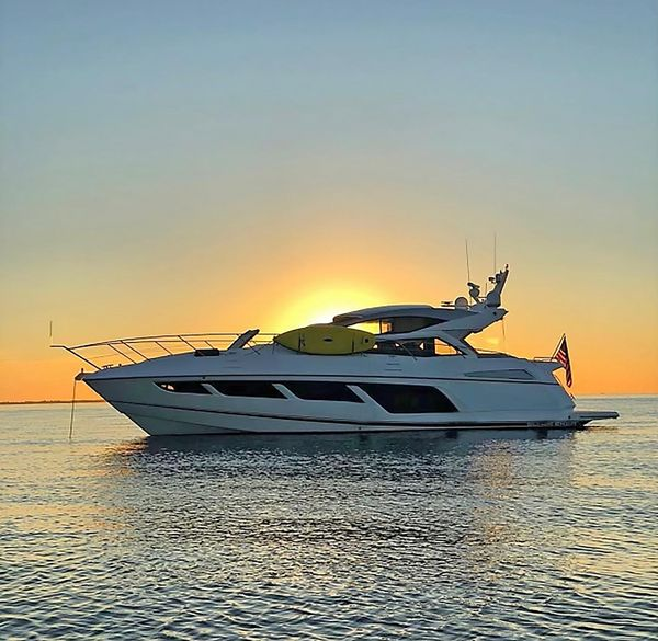 Used Sunseeker 57 Predator Cruiser Boat For Sale