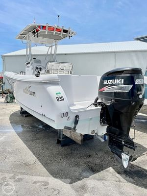 Used Pro-Line 23 Center Console Fishing Boat For Sale