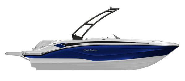 New Hurricane SUNDECK SPORT 205 I/O Deck Boat For Sale