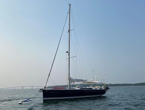 Used Dufour 485 Racer and Cruiser Sailboat For Sale
