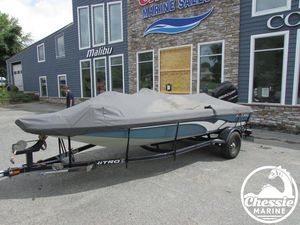 Used Nitro 750 Bass Boat For Sale