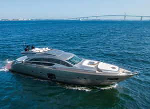 Used Pershing 82 Motor Yacht For Sale