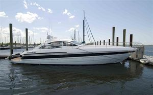 Used Pershing 52 Express Cruiser Boat For Sale