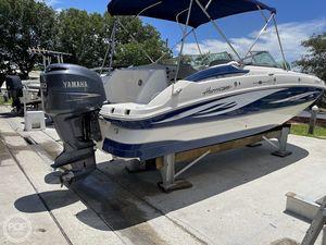 Used Hurricane Sundeck 2400 OB Deck Boat For Sale