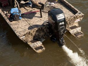 New Lowe Roughneck 1660 Pathfinder Bass Boat For Sale