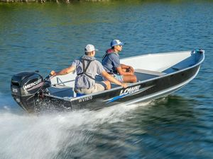 New Lowe WV1670 Jon Boat For Sale