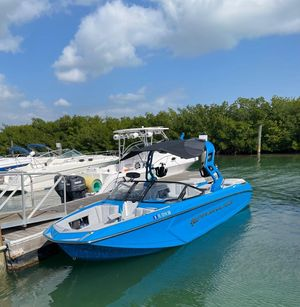 Used Nautique G25 Super Air Nautique High Performance Boat For Sale