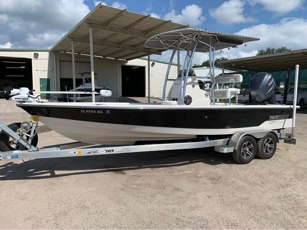 Used Pathfinder 2200 Xl Tournament Freshwater Fishing Boat For Sale
