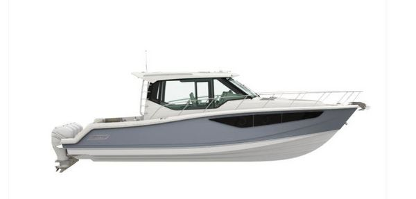 New Boston Whaler 405 Conquest Walkaround Fishing Boat For Sale