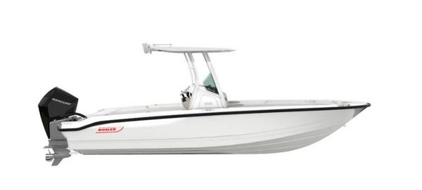 New Boston Whaler 250 Dauntless Center Console Fishing Boat For Sale
