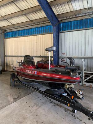 Used Triton Tr-176 Ski and Fish Boat For Sale