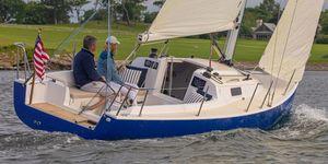 New J Boats J/9 Daysailer Sailboat For Sale