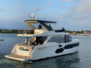 Used Absolute 58 Fly Motor Yacht For Sale