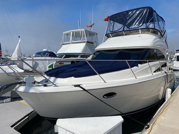 Used Meridian 341 Convertible Fishing Boat For Sale