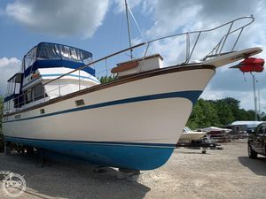 Used President 41 Aft Cabin Boat For Sale