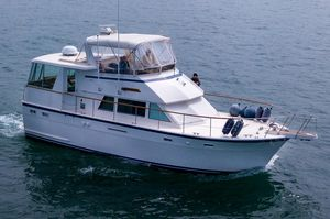 Used Hatteras 43 Motoryacht Motor Yacht For Sale