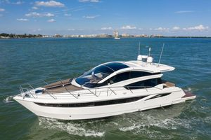 Used Galeon 430 HTC Cruiser Boat For Sale