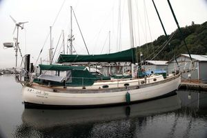 Used Hans Christian 43T Cruiser Sailboat For Sale