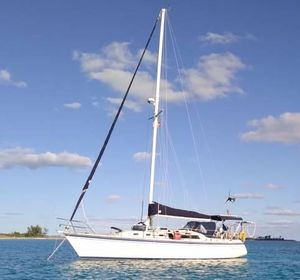 Used Oday 35 Cruiser Sailboat For Sale