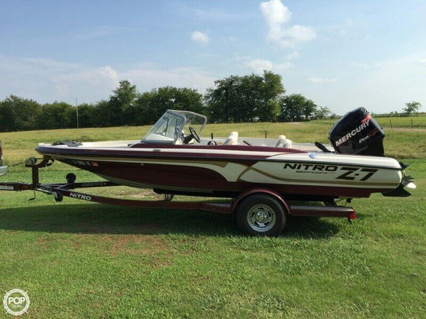 Used Nitro 19 Z-7 Bass Boat For Sale