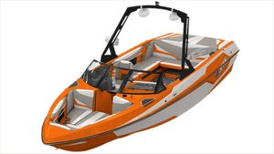 New Axis Wake Research T23 Pontoon Boat For Sale