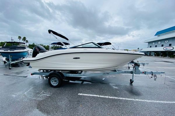 Used Sea Ray 19 SPX-OB Bowrider Boat For Sale