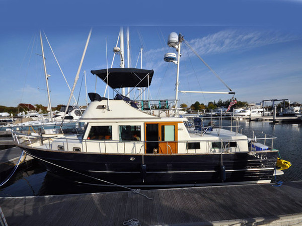 Used Mariner Orient Trawler Boat For Sale