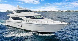 Used Hatteras Enclosed Bridge Motor Yacht Motor Yacht For Sale