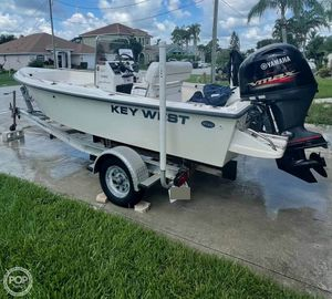 Used Key West 1720 Center Console Fishing Boat For Sale