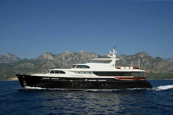 New Vicem 112 Motor Yacht For Sale